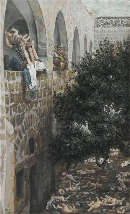 Massacre of the Innocents, James Tissot