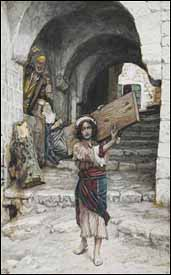 James J. Tissot, The Youth of Jesus
