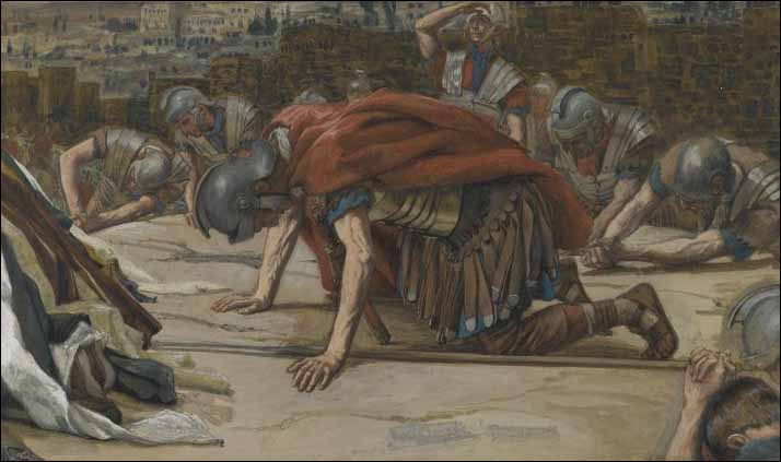 Tissot, Confession of the Centurion