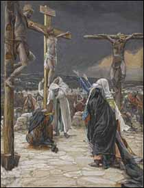 James J. Tissot, The Death of Jesus