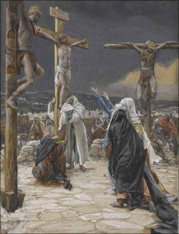 Tissot, The Death of Jesus