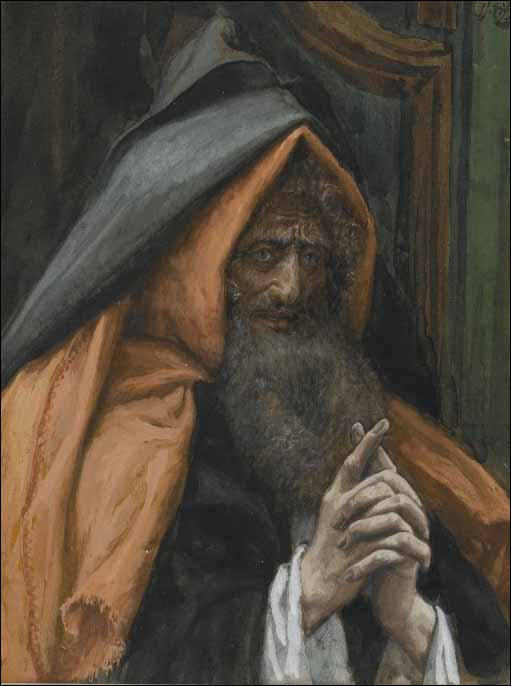 Tissot, Joseph of Arimathea