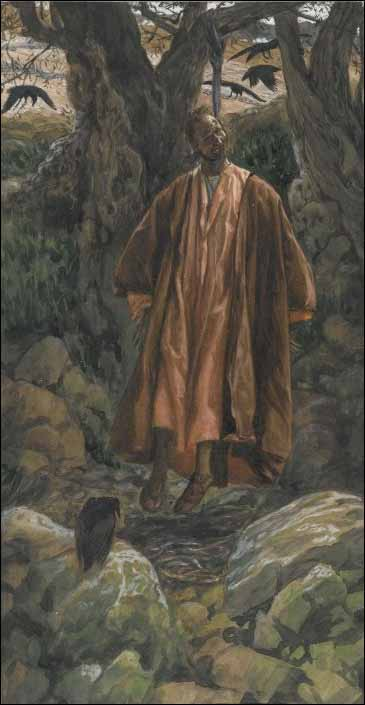 Tissot, Judas Hangs Himself