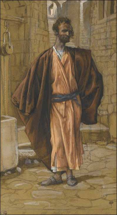 Tissot, Judas Iscariot