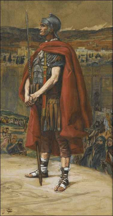 Tissot, The Centurion