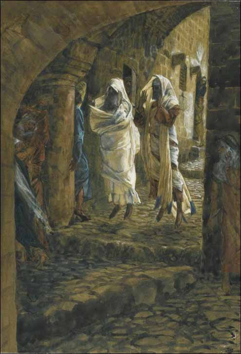 The Dead Appear in Jerusalem