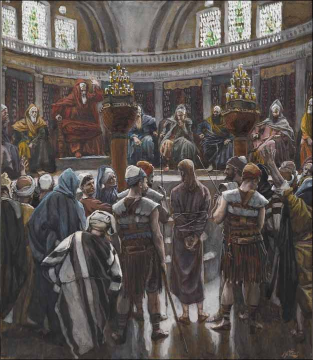 Tissot, The Morning Judgment