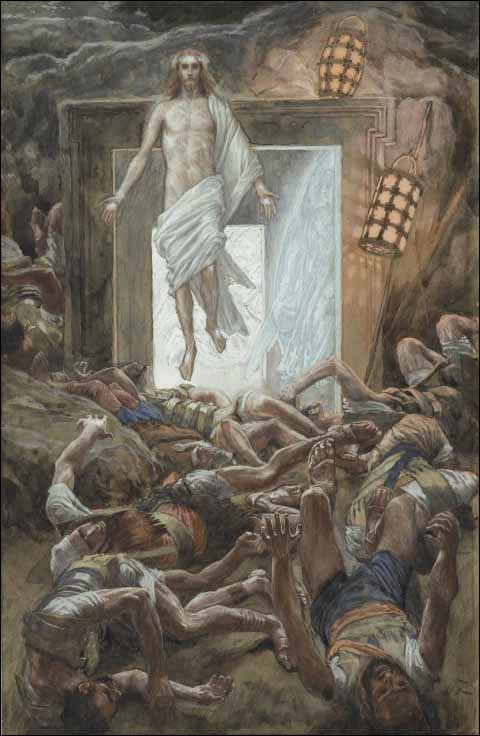 Tissot, The Resurrection