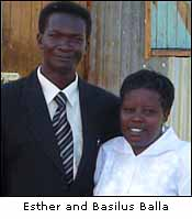 Esther and Basilus Balla