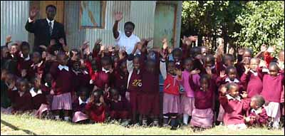 Jamii Nursery School, Langas Estate, Eldoret, Kenya