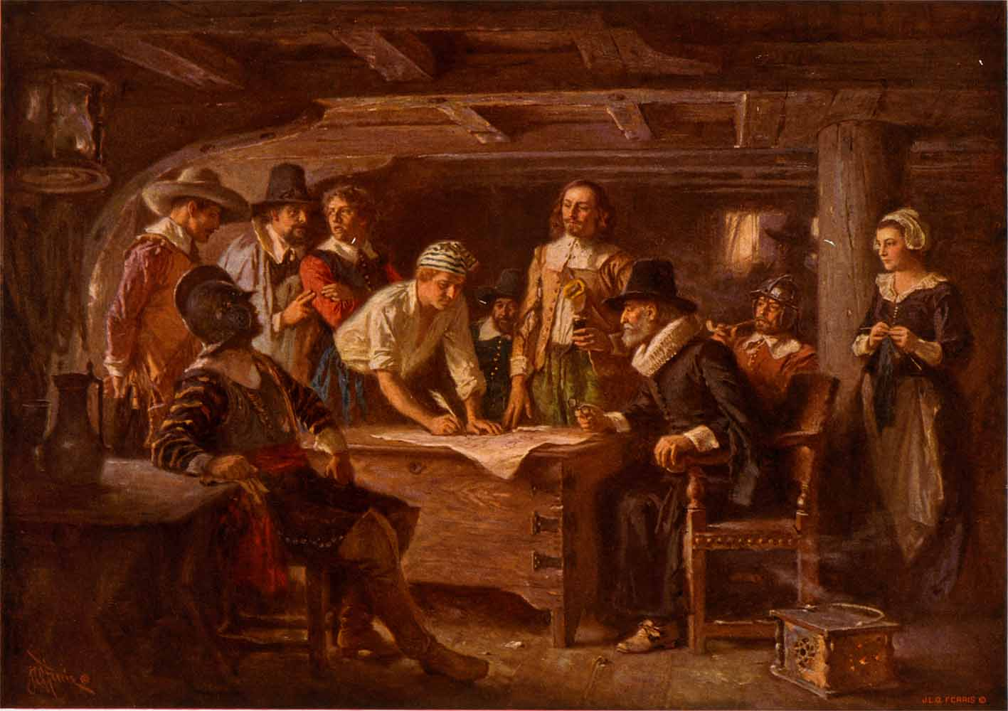 a history of the puritan society in the united states The history of the united states is what happened in the past in the united states,  the pilgrims and the puritans were interested in making a better society, not looking for gold.